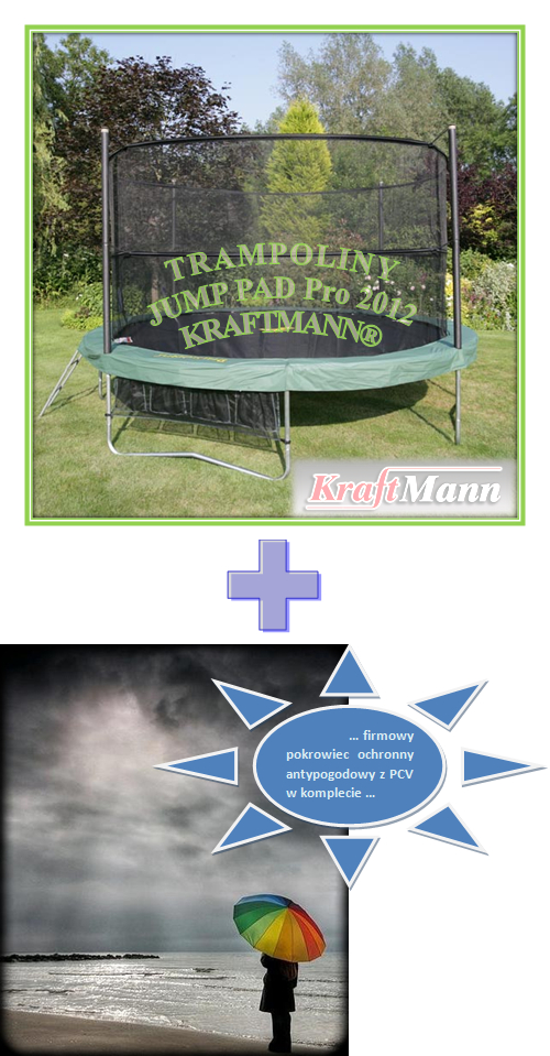 trampolina deluxe 200 kg 16ft 487cm zestaw xxxl nr 1 w pl. Black Bedroom Furniture Sets. Home Design Ideas